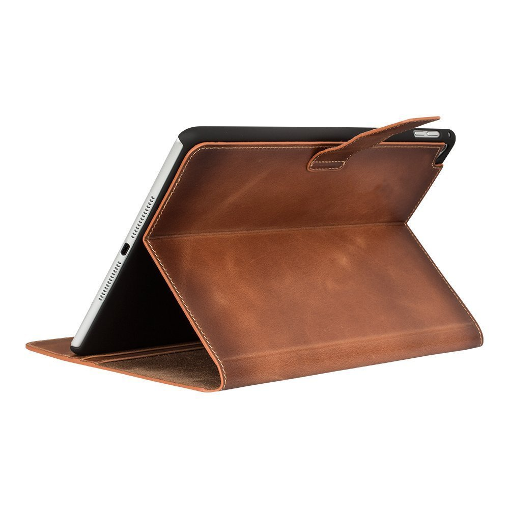 Burkley leather cases for iPad Pro