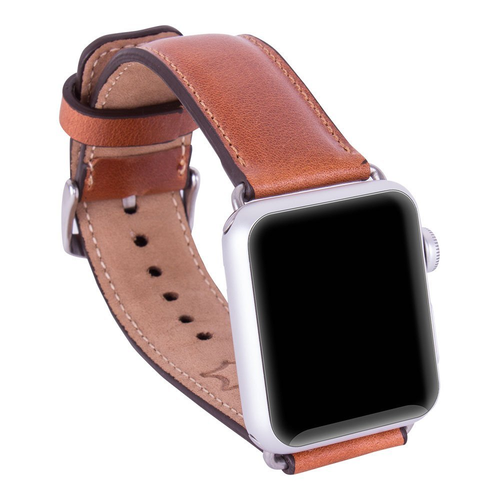 Burkley leather strap for Apple Watch