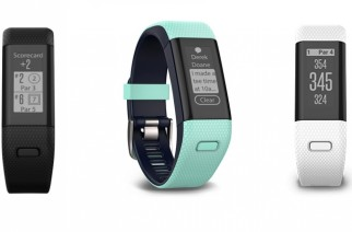 Garmin Approach X40 Golf Bands now Come with Heart Rate Monitor