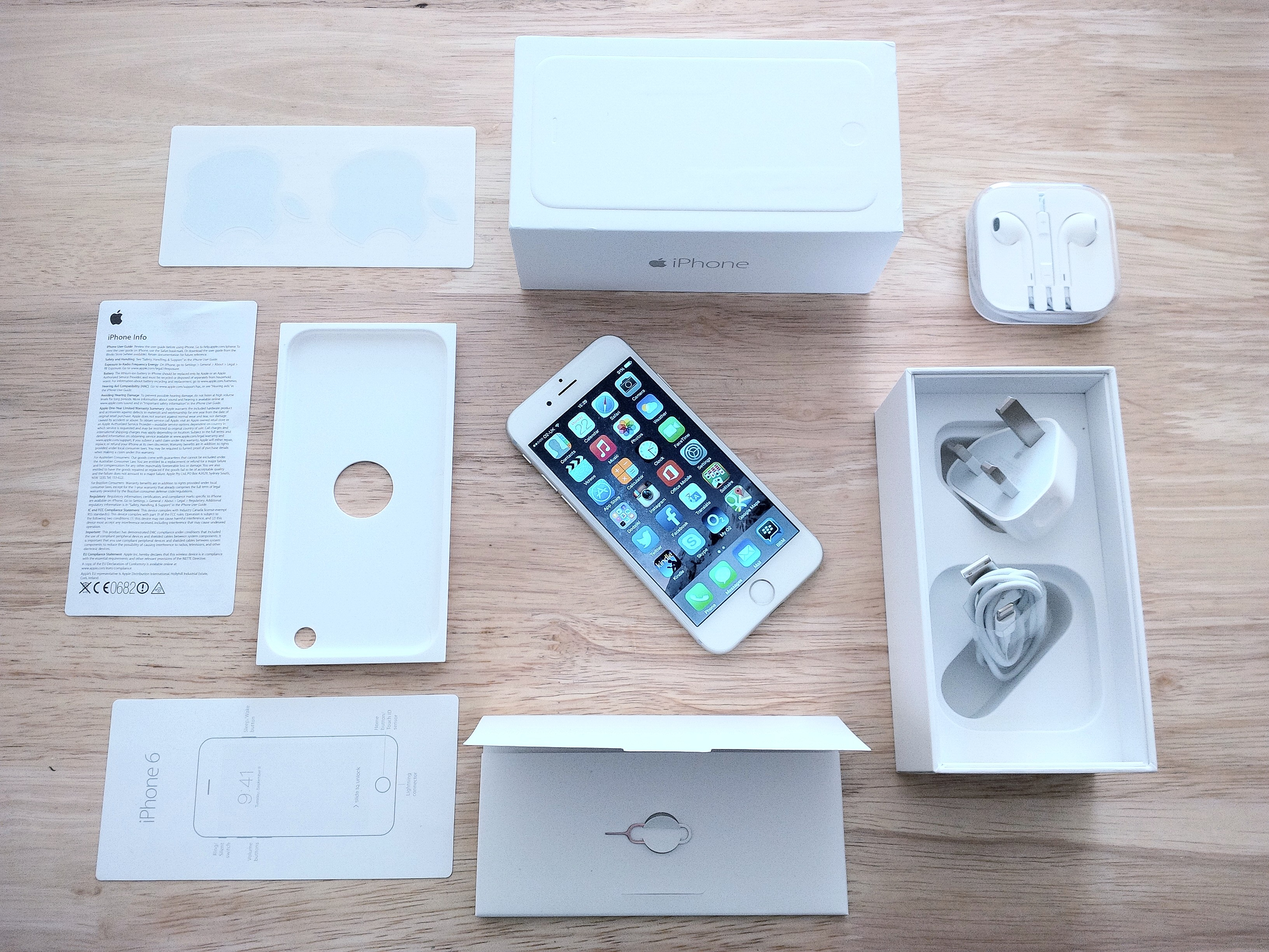 used-IPhone-6-unboxing