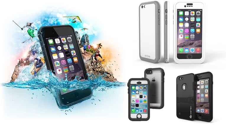 waterproof cases for iPhone 6S
