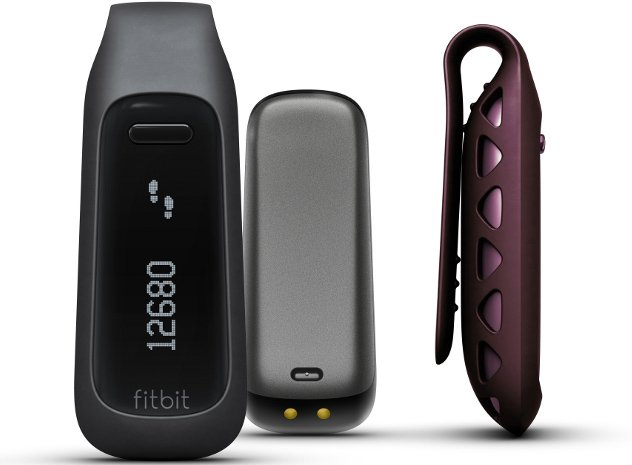 Fitbit-One is a Clip on