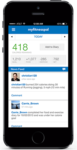 Is Your Fitness Tracker Compatible with third party apps like MyfitnessPal