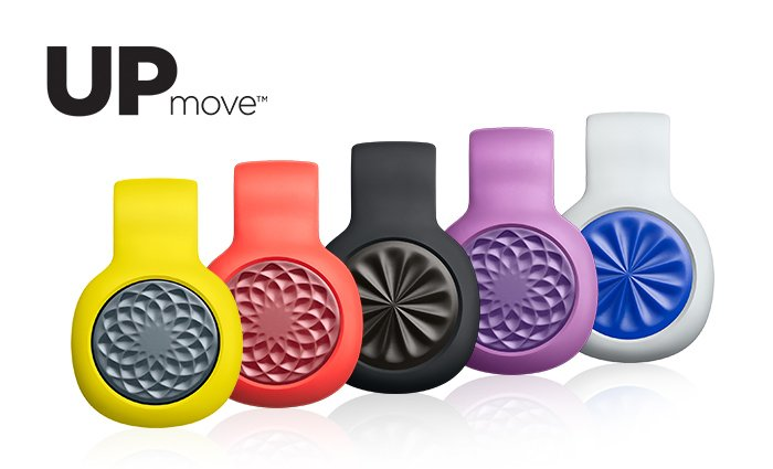 Jawbone UP Move clip-on