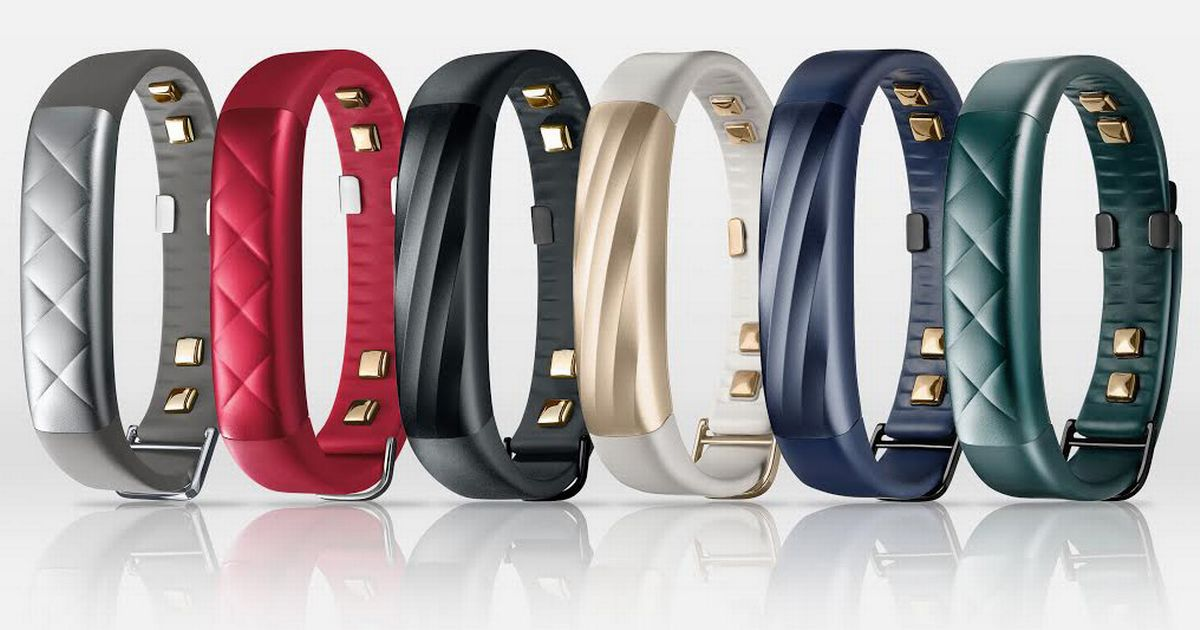 Jawbone-UP3 is among the best fitness trackers of 2016