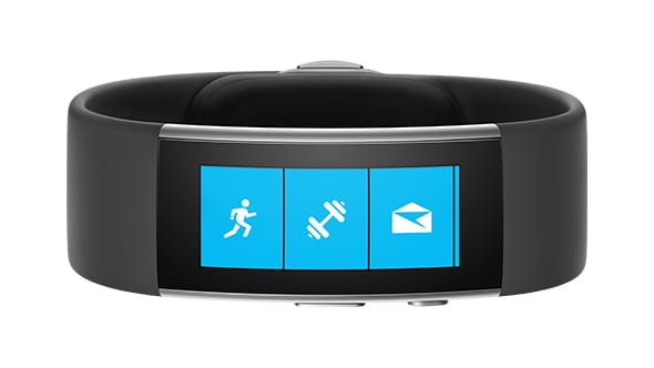 Microsoft Band 2 Best Fitness Trackers 2016