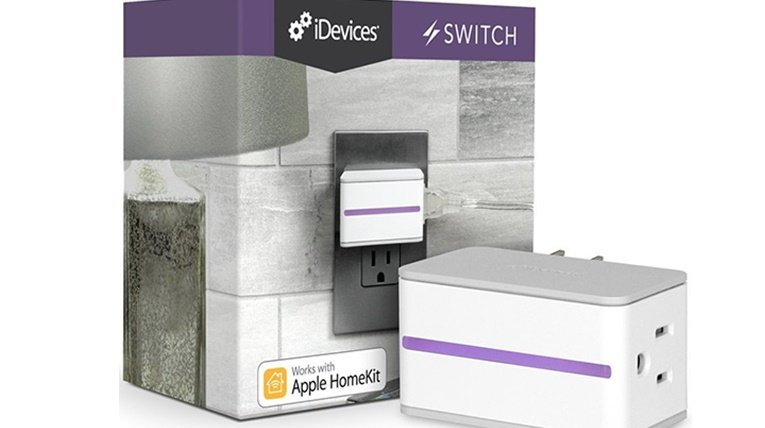 Apple HomeKit enabled accessories: iDevices Switch