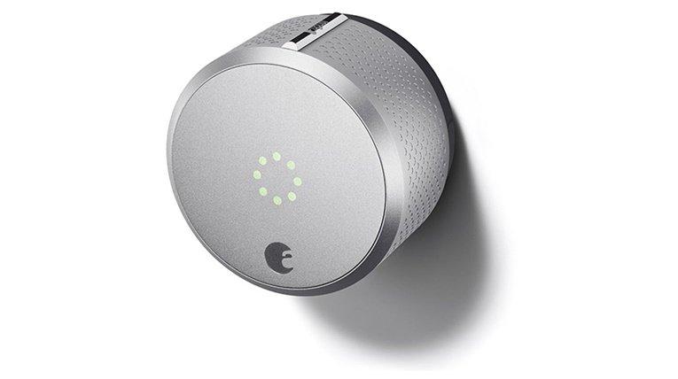 Apple HomeKit enabled accessories August Smart Lock 2nd Generation