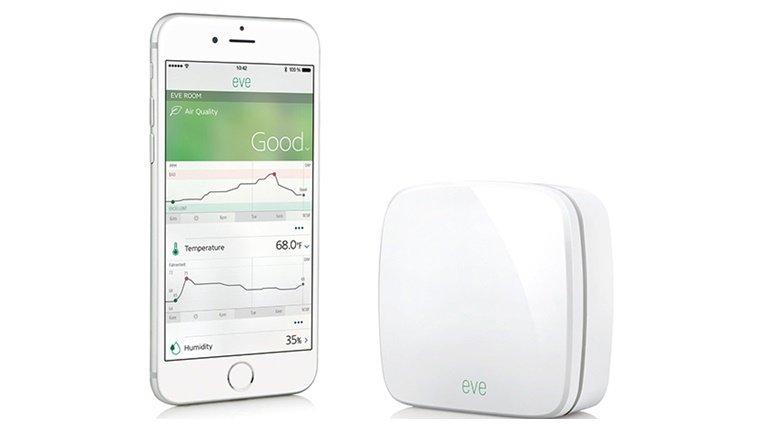 Apple HomeKit accessories: Elgato Eve Room Sensor