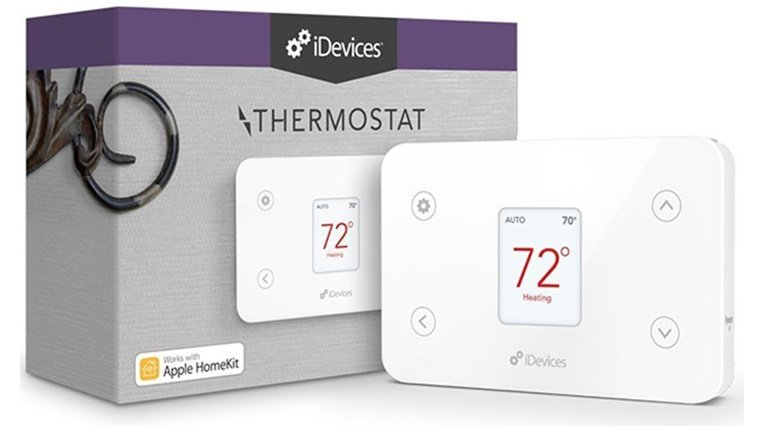 Apple HomeKit enabled devices: iDevices Thermostat