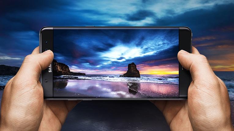 Galaxy Note 7 multimedia