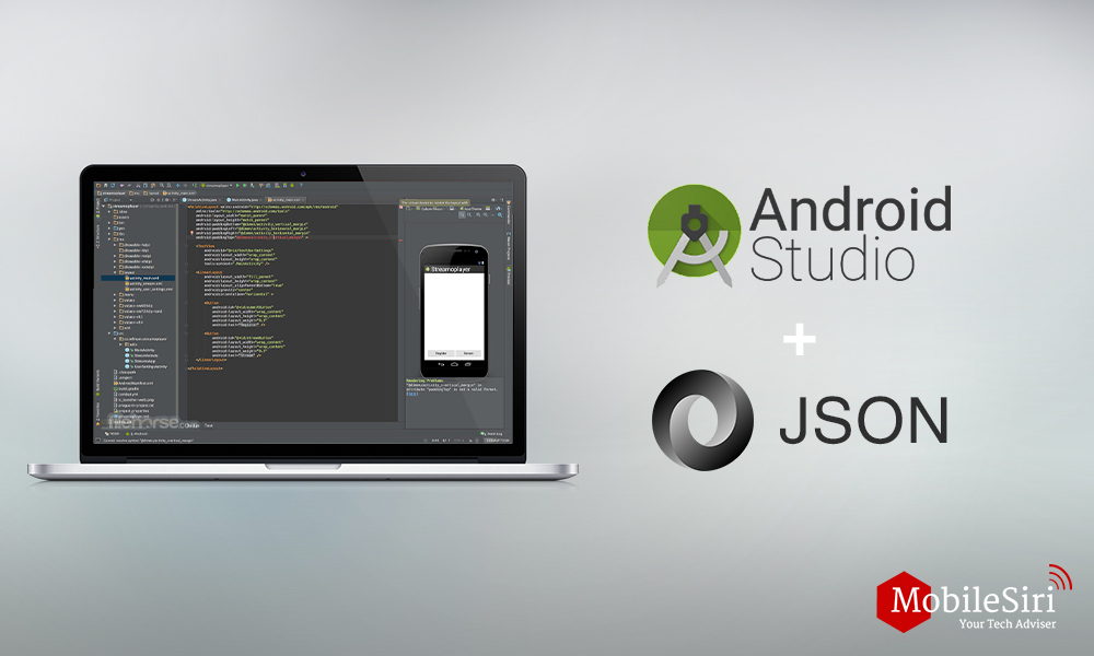 JSON Parsing in Android using Android Studio
