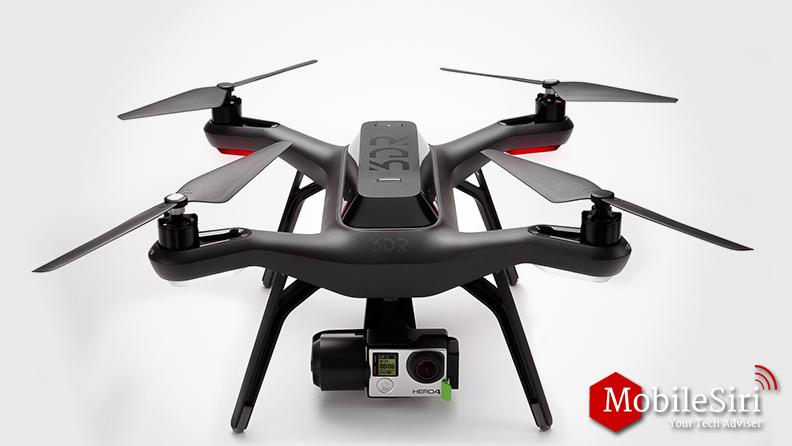 3D Robotics, 3D Solo Drone