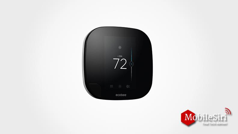 EcoBee lite smart thermostat
