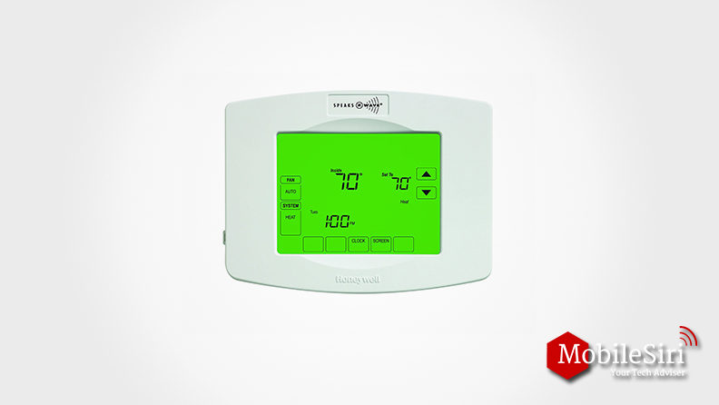 Honeywell Z-Wave Enabled Programmable Thermostat