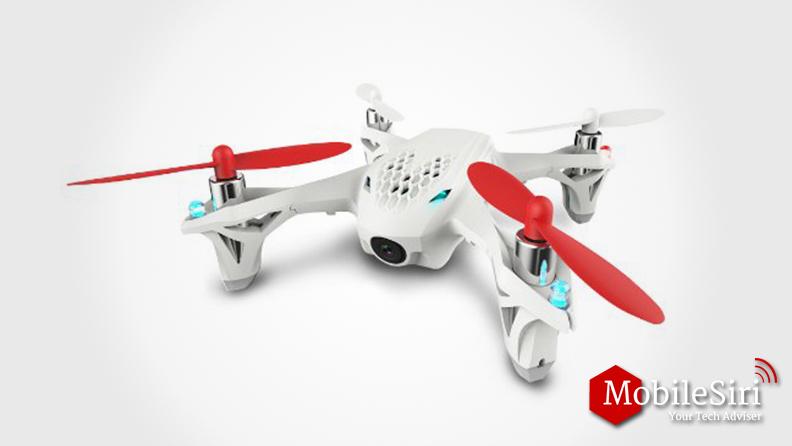 Hubsan H107D FPV Drone