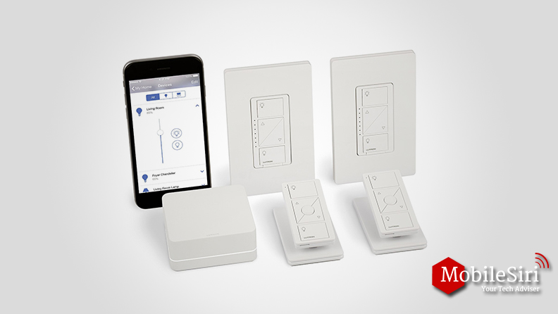 best smart switches and plugs of 2020(Lutron Caseta In-Wall Wireless Smart Lighting Kit Switch)