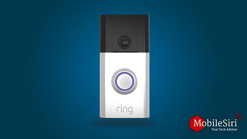best smart doorbell cameras(Ring Video Doorbell)