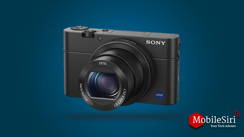 Sony Cyber-shot DSC-RX 100 IV Digital Camera