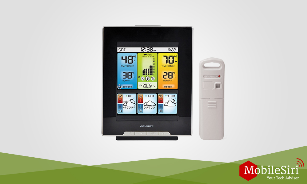 Best weather home stations of 2020( AcuRite 02007)