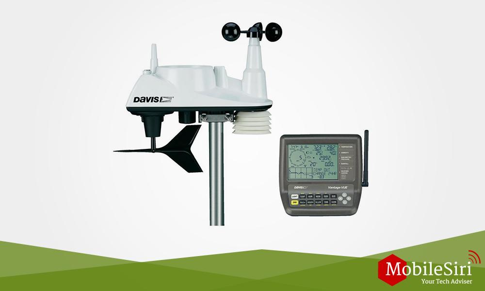 Best weather home stations(Davis Instruments Vantage Vue 6250)