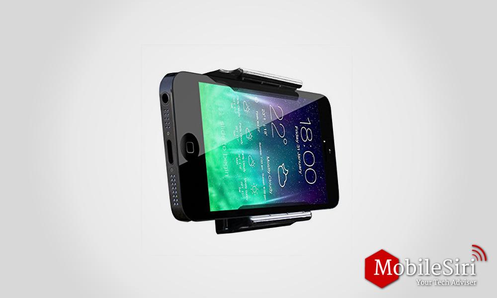 Koomus Aero Air Vent Universal Smartphone Car Mount Holder