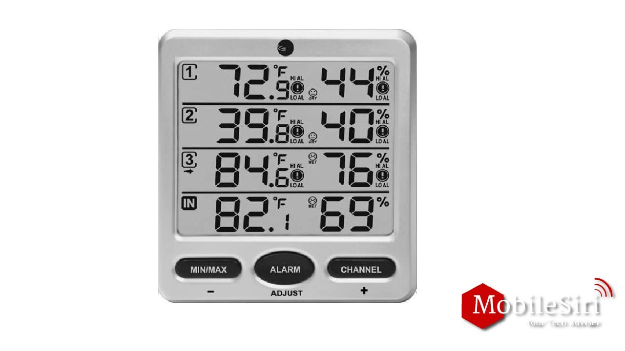 Best weather home stations of 2020(Ambient Weather-WS-10)