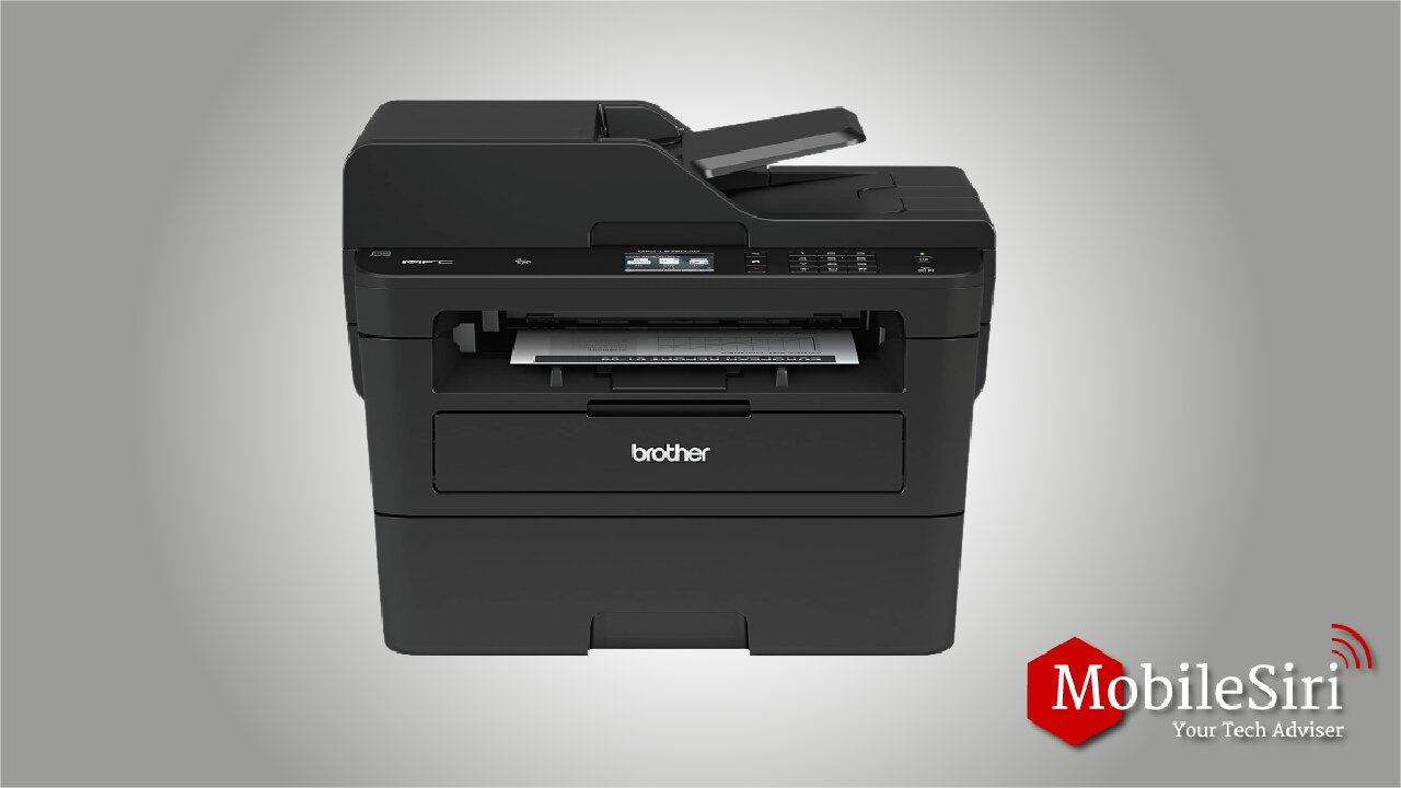 10 best Wireless Printers of 2020(Brother MFCL2750DW