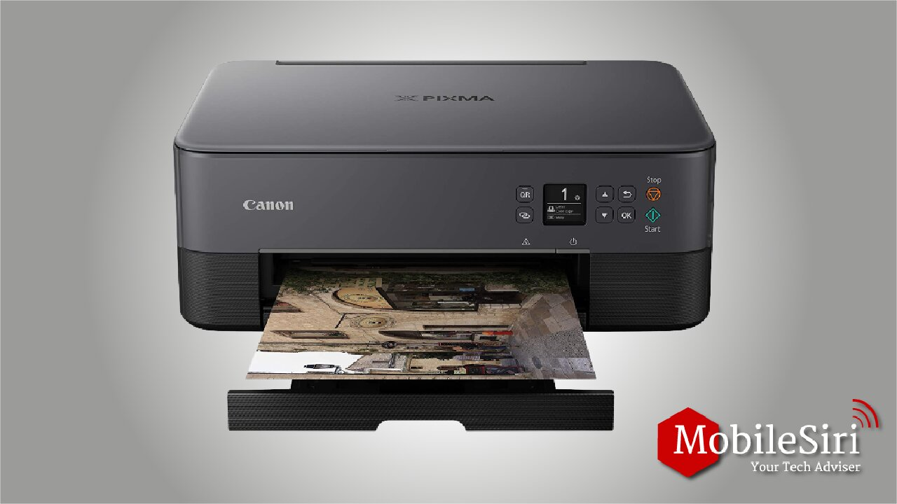 10 best Wireless Printers of 2020(Canon TS5320