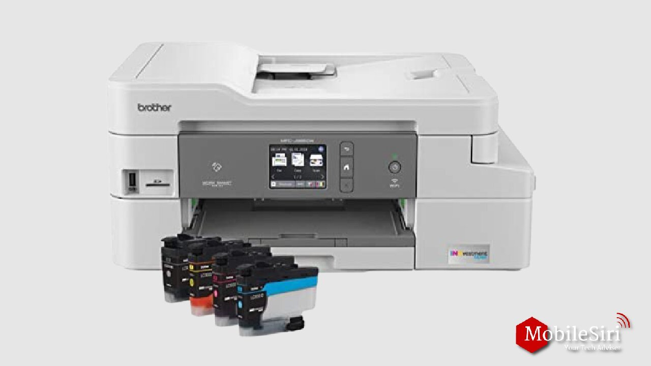 10 best Wireless Printers of 2020(Brother MFC-J995DW