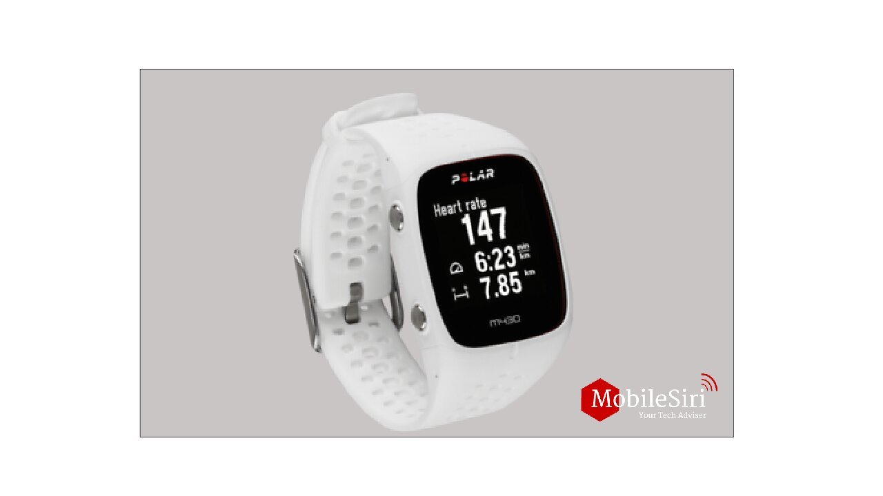 Best GPS running watches of 2020(Polar M430)
