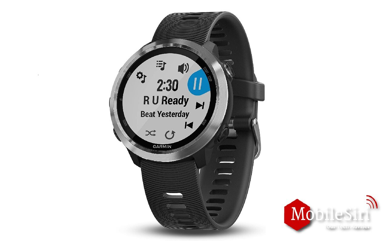 Best GPS running watches of 2020(Garmin forerunner 645)