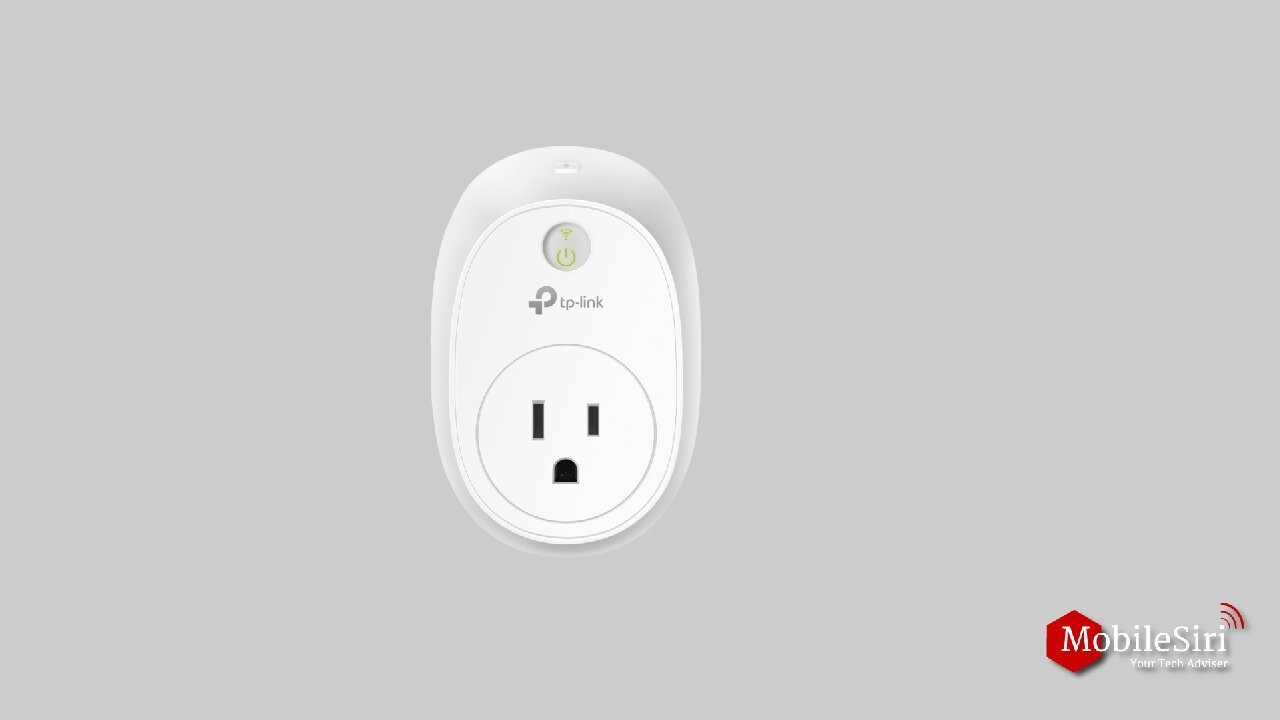Kasa Smart (HS100) Plug by TP-Link