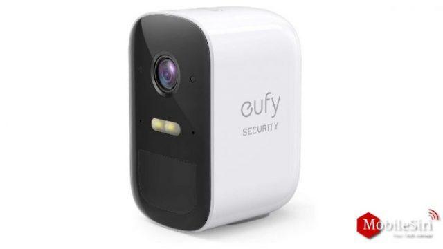 best IP cameras(eufyCam 2c)