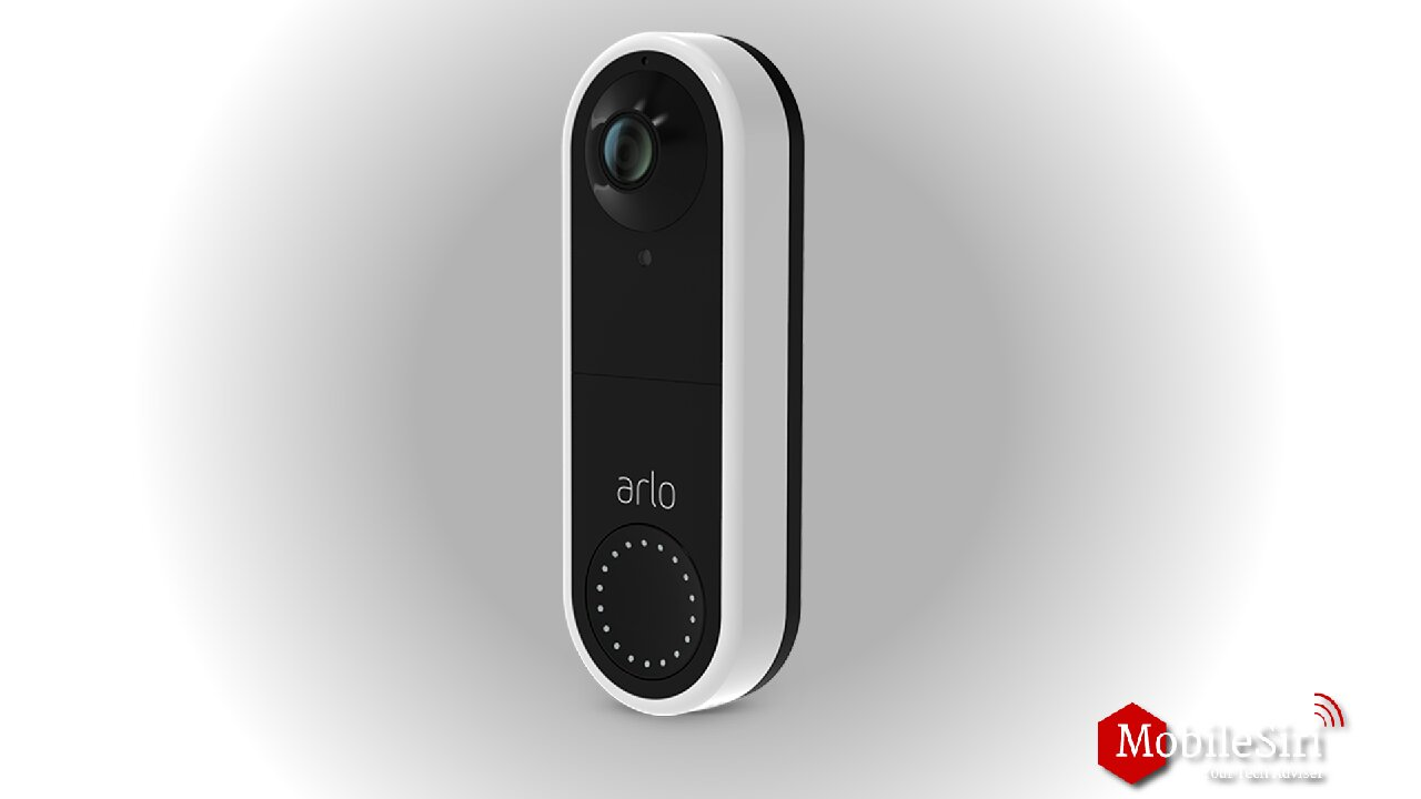 Best smart doorbell cameras of 2020(Arlo video doorbell)