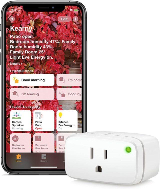 Elgato Eve Energy Switch & Power Meter